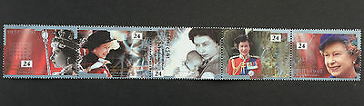 1992 GB Happy & Glorious Stamps set mint MNH