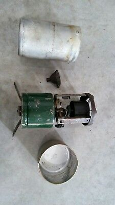 World War 2 Us Army Cook Stove 1945 Dated