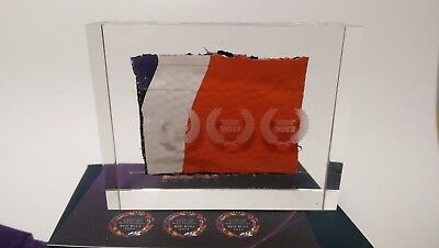 F1 Formula One Red Bull Carbon Fibre Bodywork Paperweight 2010 2011 2012 RB8 RB6