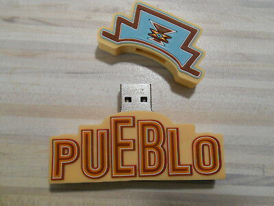 PUEBLO 2,0 USB-STICK 2GB Highspeed ***Limited Edition - NEU & OVP !!!***
