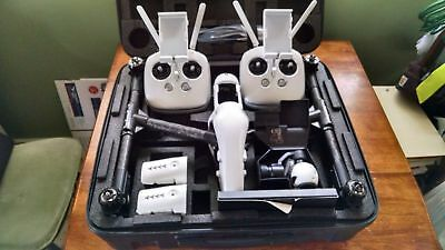 DJI Inspire 1 Bundle with Two Transmitters