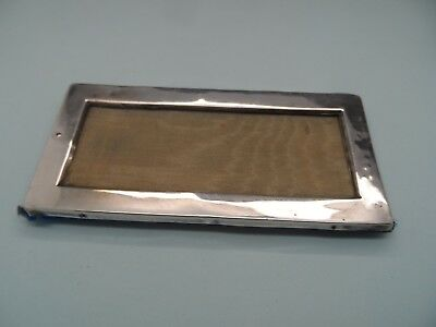 Antique Silver Picture Frame Birmingham 1908 No Reserve