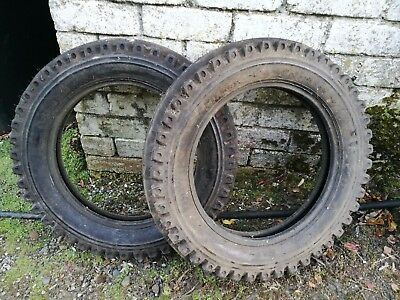 Kleber Colombes Tractor Front Tyres 4.50 x 16