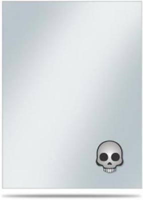 Ultra Pro Card Sleeves Deck Protector Sleeves - Emoji Skull  (10 Pack of  MINT