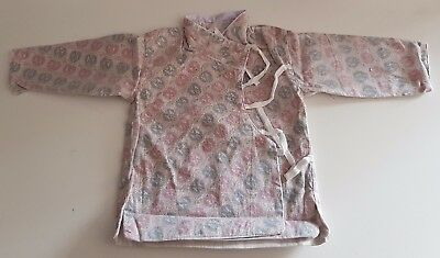 Soft-Cotton-Muslin-Baby-Set-Traditional Nepalese Handmade
