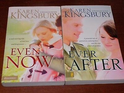 Even Now & Ever After by Karen Kingsbury PB