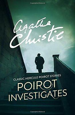 Poirot Investigates (Poirot) by Christie, Agatha | Paperback Book | 978000816483