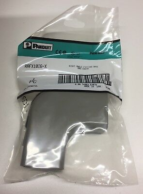 Panduit RAFX10IG-X Right Angle Fitting Base and Cover