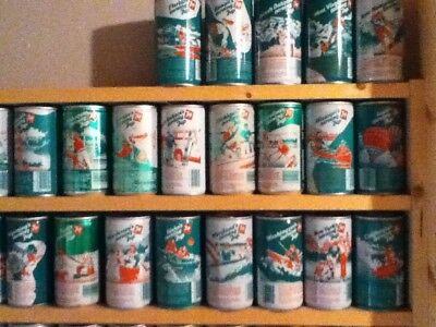 COMPLETE Seven Up set of all 50 states. Issued in the late 1970's