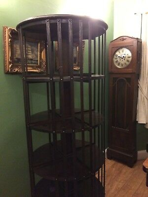 High quality revolving Book case - 1920s