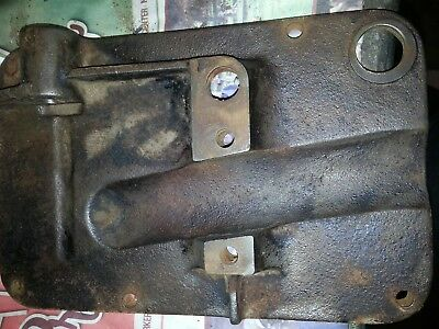 Maytag model 72 tank cover