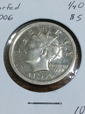 2006 Norfed $5 1/4 Oz Silver round