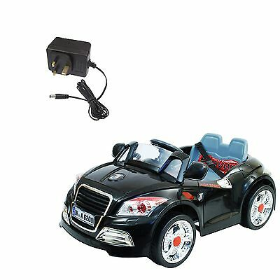 New 12V Single Pin Charger for TT Style Electric Kids Ride on Car UK Stock