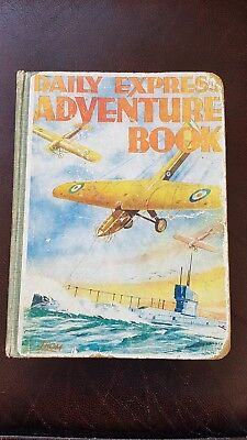 Daily express adventure book - 1945