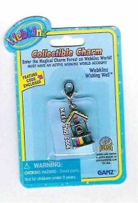 Webkinz Wishing Well Charm