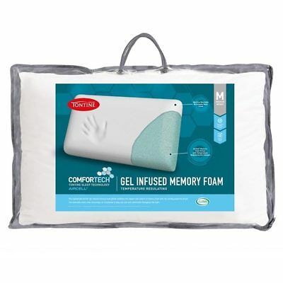 Tontine Comfortech Gel Infused Memory Foam Pillow