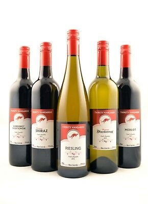 Christmas Special MIXED CASE Wine South Australia 2015 750ml 12 Bottles