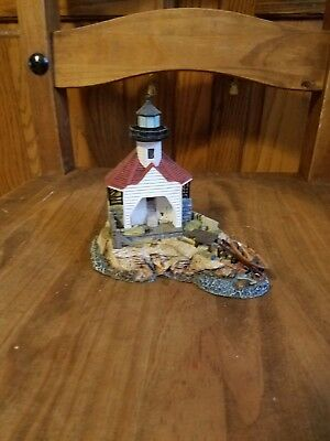 Society Exclusive Cuckolds Maine # 544 Harbour Lights Lighthouse