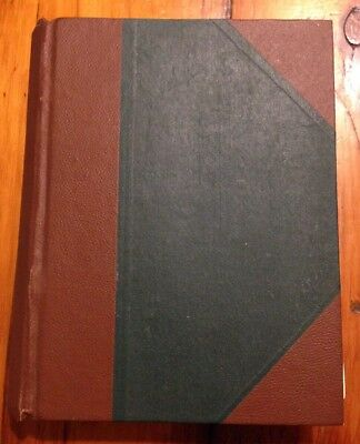 1926 Australasian Photo Review Complete Year Bound VGC