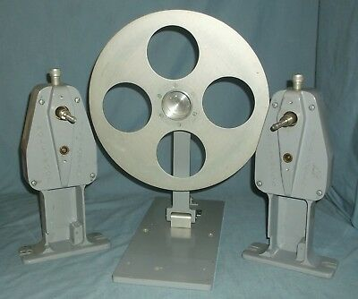 Vintage Hollywood Film Company Hand Operated Reel Rewinder Unit Industrial