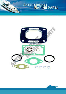 Volvo Penta AD40B, AQAD40, TAMD40, Turbo Connection Gaskets Replaces: 876398