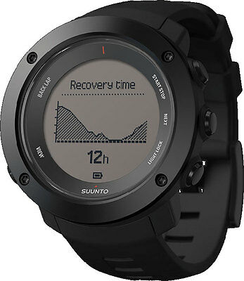Suunto Ambit3 Vertical Black - Multisport Uhr Gps Puls Tria Trail Outdoor Neu