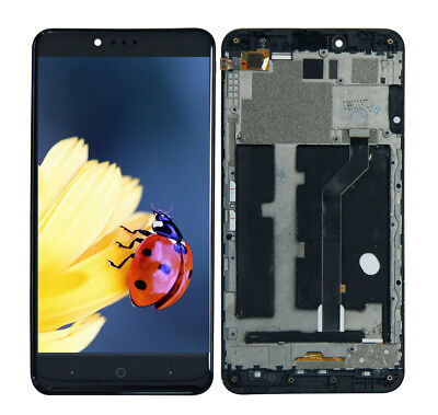 """LCD Display+Touch Screen+Frame FOR ZTE Max Pro Z981 6"""" inch 4G LTE metroPCS Sale"""