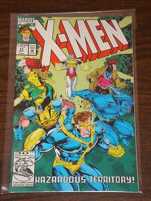 X-Men #13 Vol2 Marvel Comics Wolverine October 1992