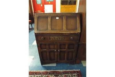 reduced to clear EDWARDIAN DROP FRONT BUREAU