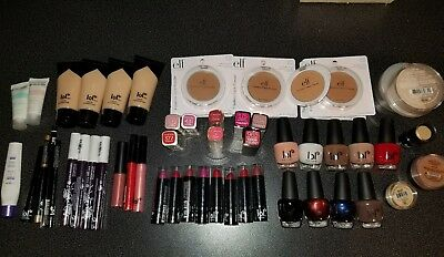 55 maquillage L'Oréal, Gemey, Yves rocher, ELF, BYS, Bareminerals