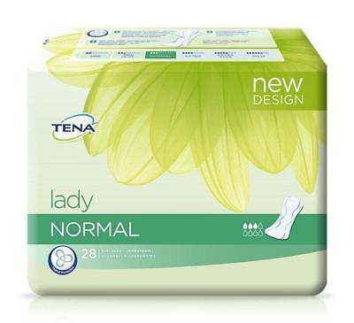 TENA Lady Normal Einlagen 28St PZN: 6057834