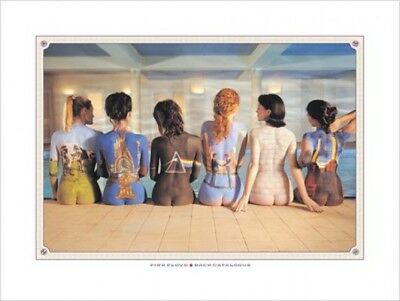 Pink Floyd - Back Catalogue Poster Kunstdruck (80x60cm) #40278