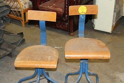 Traditional Factory Stools