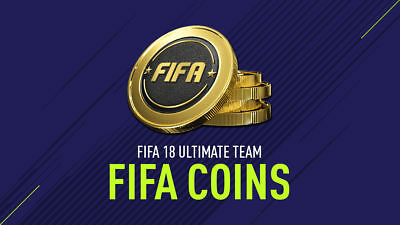 PS4 FIFA 18 FUT ULTIMATE TEAM 500.000 Coins