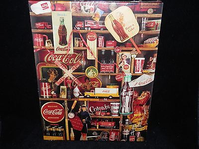 NEW Coca Cola Brand Coke is It! Jigsaw Puzzle by Springbok 500 pieces 1986