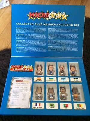 microstars Collector Club Member Exclusive Set 5