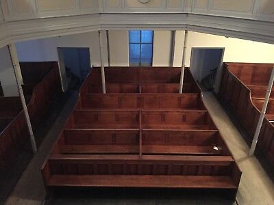 Victorian Church Pews Various Sizes