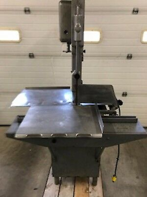 Hobart Meat Saw Used but in good running condition can run on 110 or 220