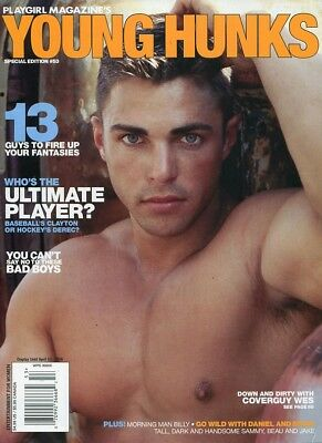 Playgirl Magazine's Young Hunks #53 - Gay Interest