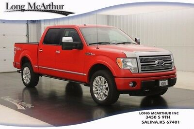 2012 Ford F-150 4WD SUPERCREW PLATINUM HENNESSEY HPE600 4X4 605HP SERIAL NO. 5!! ONE OWNER HENNESSEY EDITION! POWERED MOONROOF, NAVIGATION, UNIQUE LEATHER SEATS