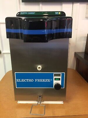 Electro Freeze Whipped Cream Machine Model WC6 - Only Slightly Used