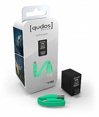 New Knog [qudos] ACTION Video Light Battery Pack (11630)