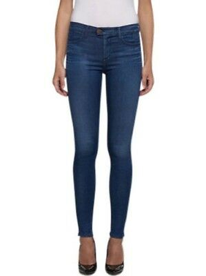 REPLAY JEANS DONNA brigidot TOUCH - ADERENTE - Blu - DENIM BLU