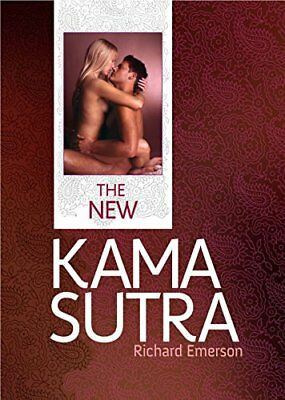 The New Kama Sutra,PB,Richard Emerson - NEW