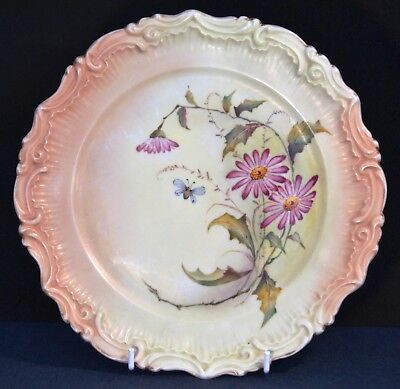 Locke & Co Worcester Blush Plate 1902 - 1914