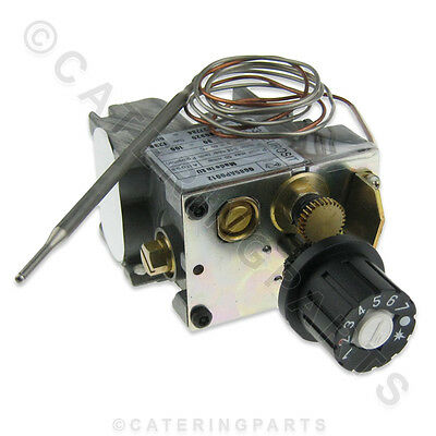 Euro-Sit 0.630.325 Thermostatic Gas Thermostat Valve 30-100°C 0630325 Hot Plate
