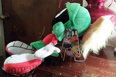 2009 Warner Brothers Looney Tunes Marvin the Martian Plush by Sugar Loaf NEW NWT