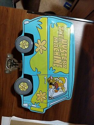Scooby Doo Mystery Machine Tin Great condition