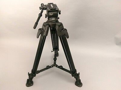 Fancier Video Tripod FC-270 Pro Video Camera Tripod w/Fluid Head FC-02H