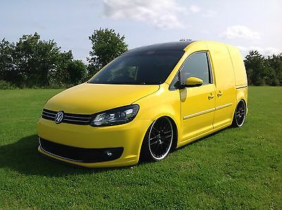 Vw Caddy van best of everything fitted